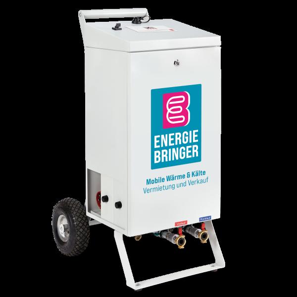 Mobile Elektroheizzentrale Typ: EHZ 21 UNI