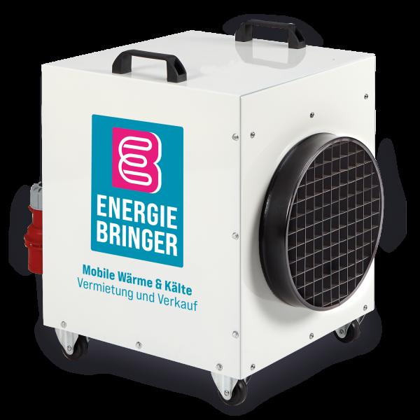 Mobiler Elektrolufterhitzer Typ: ELE 18